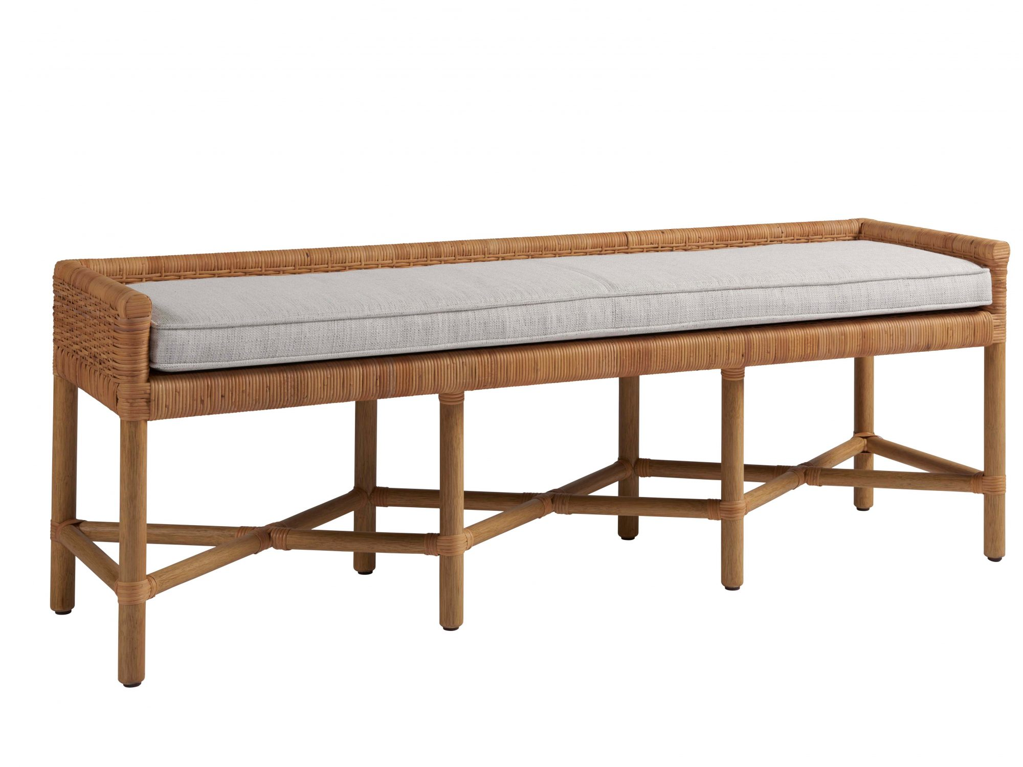 Pull Up Bench from the Coastal Living Furniture Collection