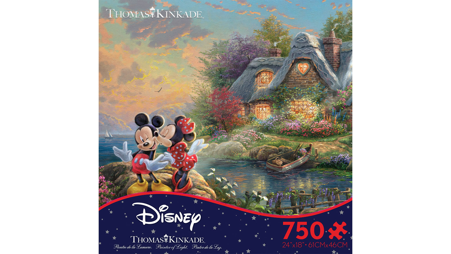 Micky and Minnie Puzzle