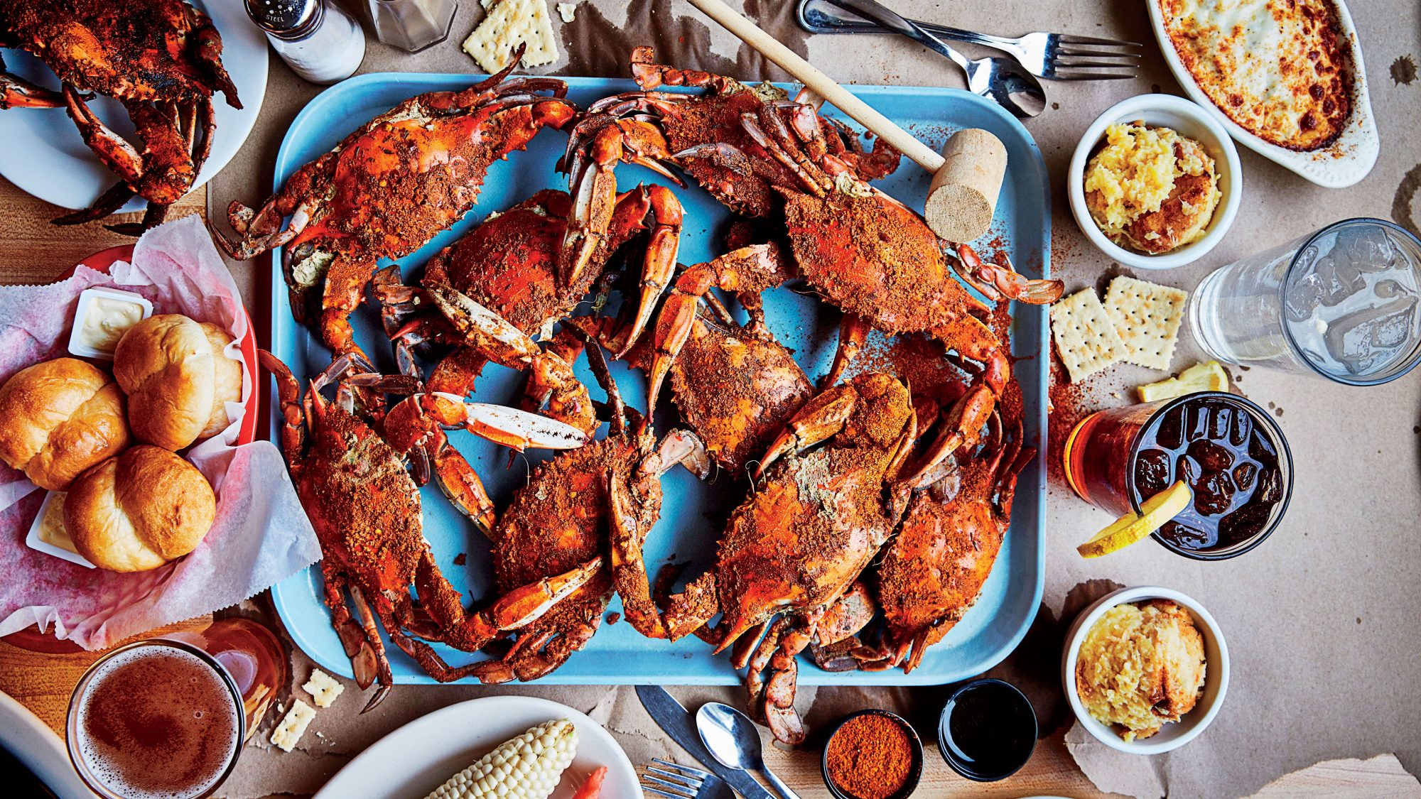A feast worth the journey at Old Salty's Restaurant