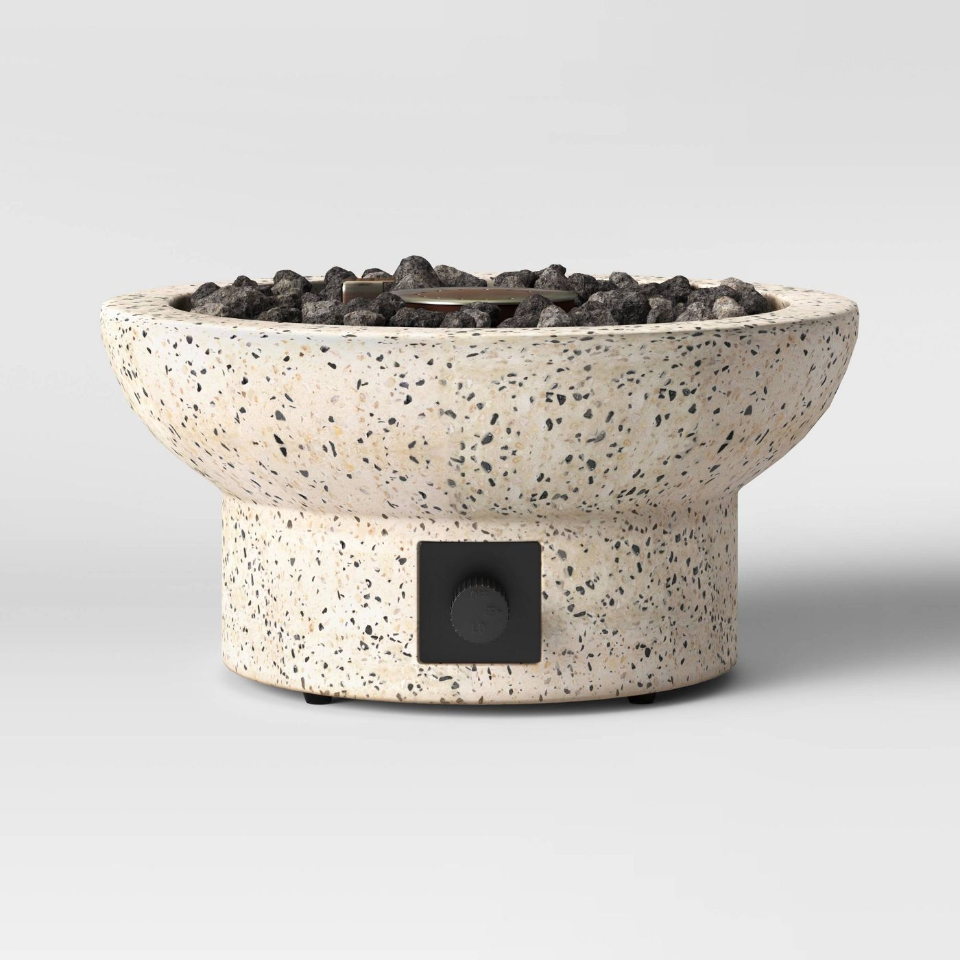This tabletop-size fire pit will allow you to enjoy the warmth of a fire no matter how small your outdoor space may be.                             BUY IT: $129; target.com