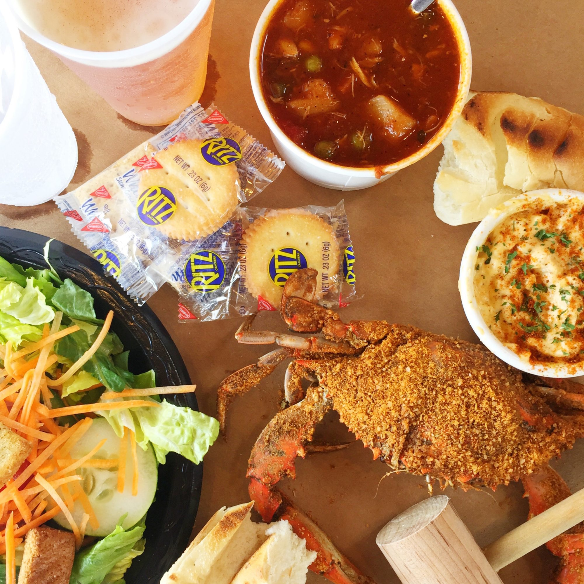 For a time-honored crab ritual, wait on line for an outdoor table at Cantler's Riverside Inn, a revered crab house perched on Mill Creek outside of town. Try everything (steamed crab, crab dip, Maryland crab soup), enjoy the company of devoted l