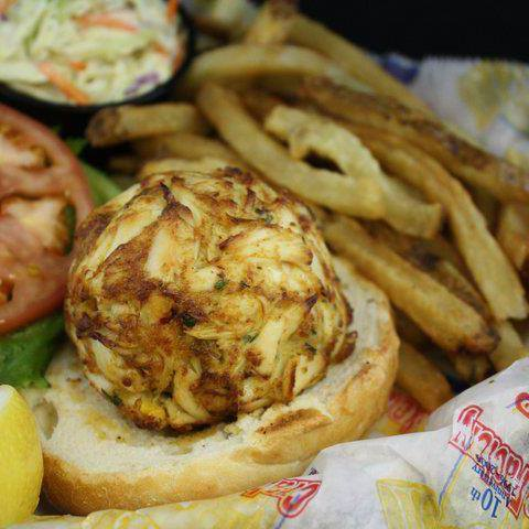 Ocean City Among the best crab cakes on any coast. Choose regular (backfin, which some say is sweeter) or all-lump crab cakes. You won't be disappointed; crabcakefactoryonline.com, 410-250-4900