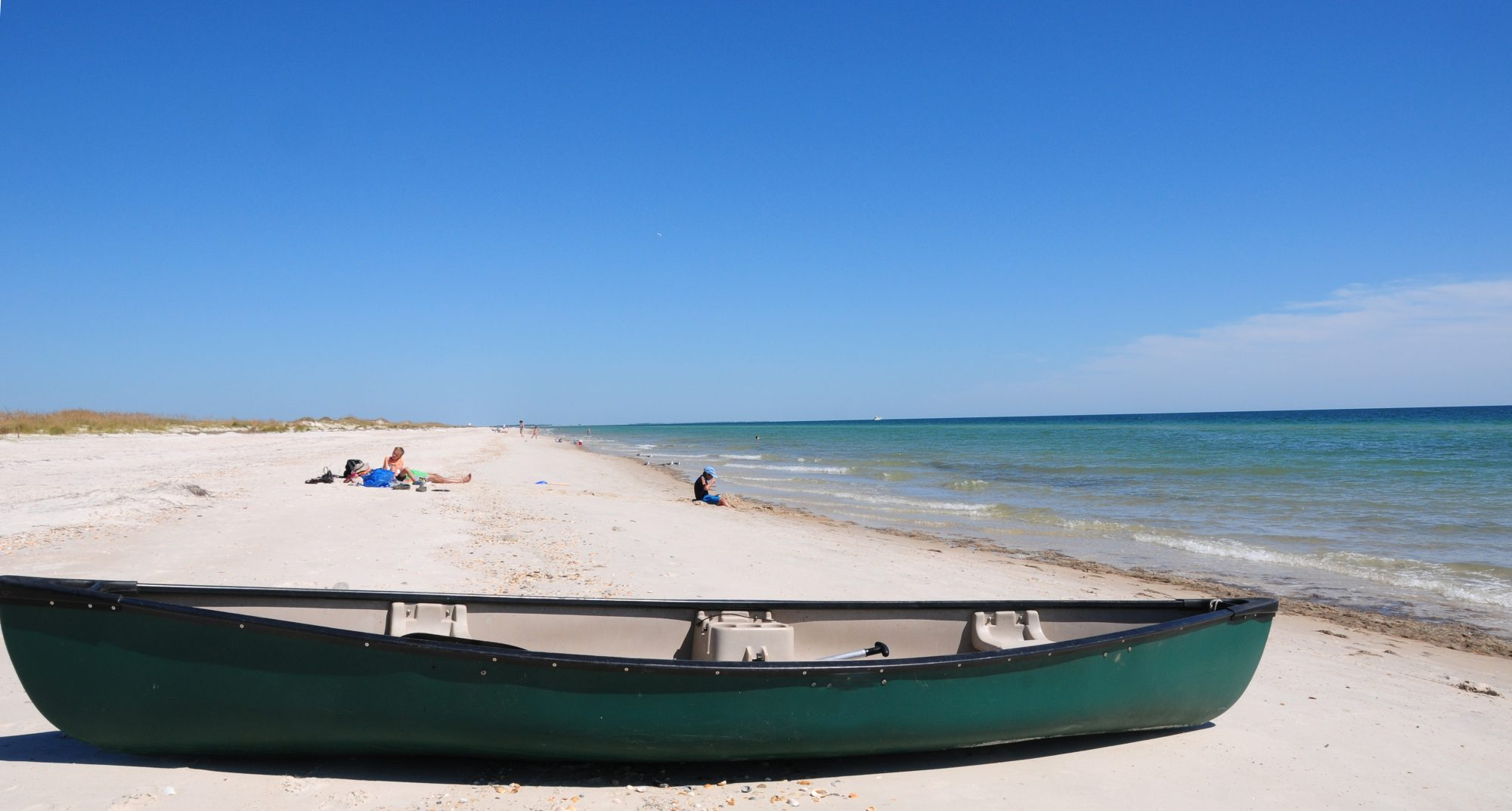 You don't have to give up beauty to find an out-of-the-way beach. St. Joseph Peninsula has one of the prettiest shorelines in the nation, but its sugar-sand dunes are practically empty compared with Panama City, Destin, and other busy Sunshine State locales. Let's just keep that our secret.