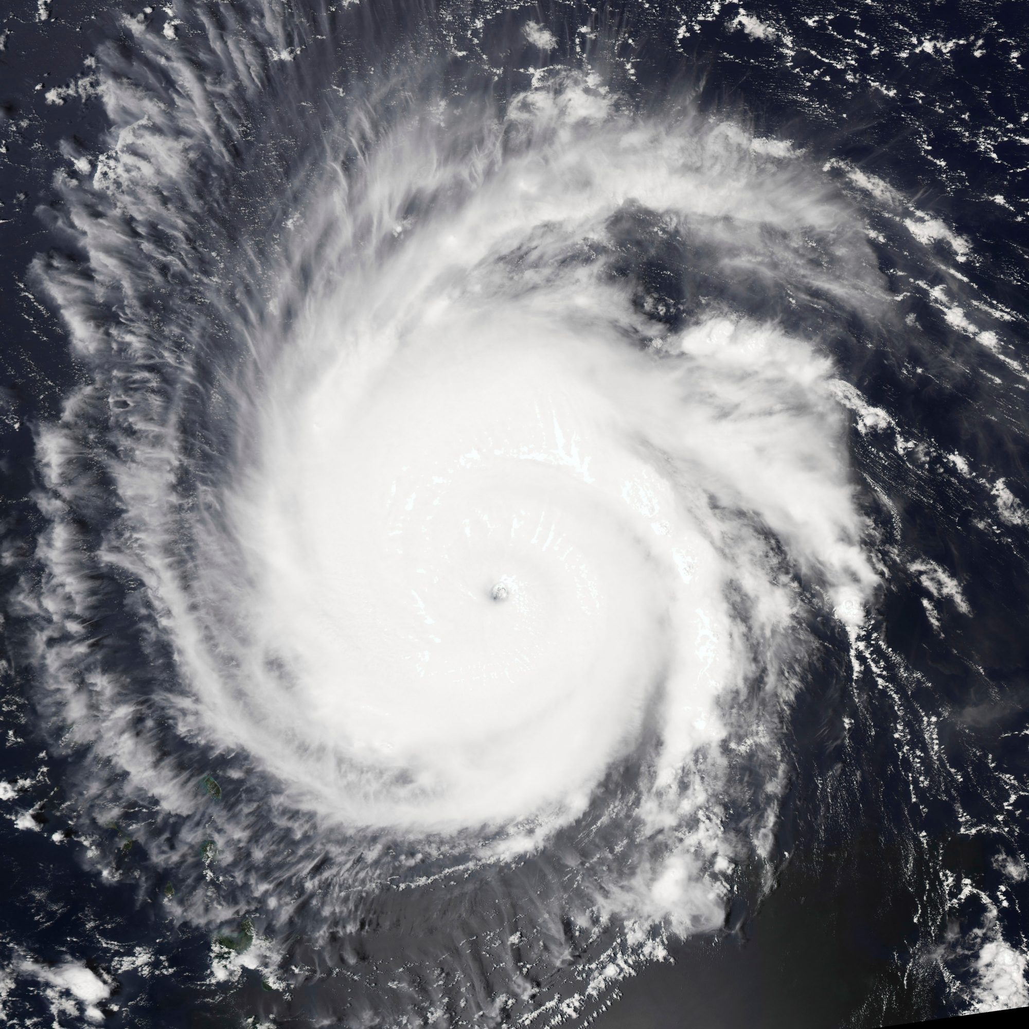 Hurricane Frances, a Category 2 hurricane when it landed in east Florida in early September 2004, hit just a week after Charley and just a few days before Ivan. Frances was the fourth hurricane of the 2004 season. Cost: $9.5 billion