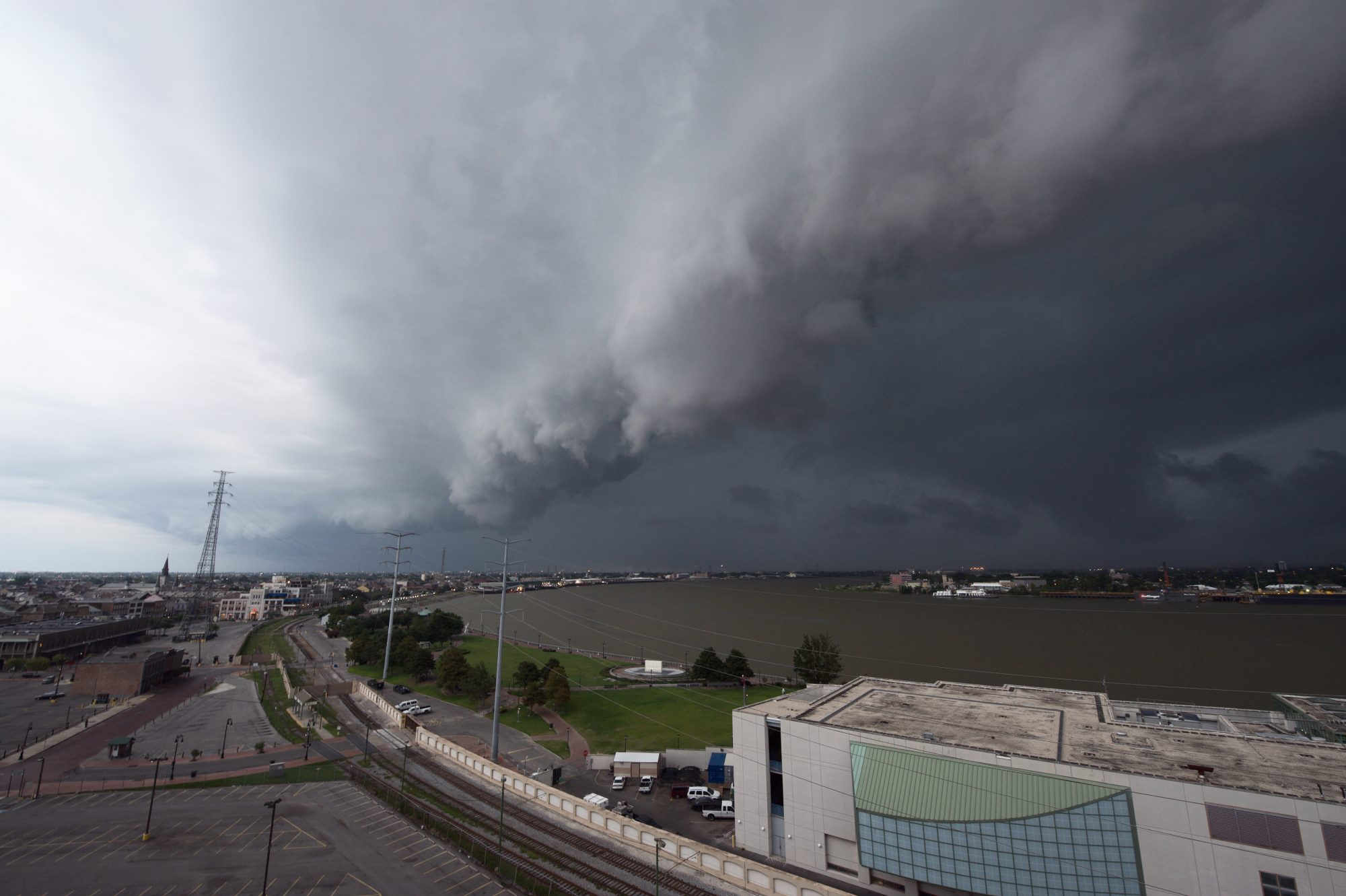 Hurricane Gustav hit the Louisiana coast as a Category 2 hurricane on September 1, 2008. It moved westward through Louisiana and inland, damaging New Orleans but sparing the city a repeat of the catastrophe caused by Katrina, three years earlier. Cost: $4.6 billion