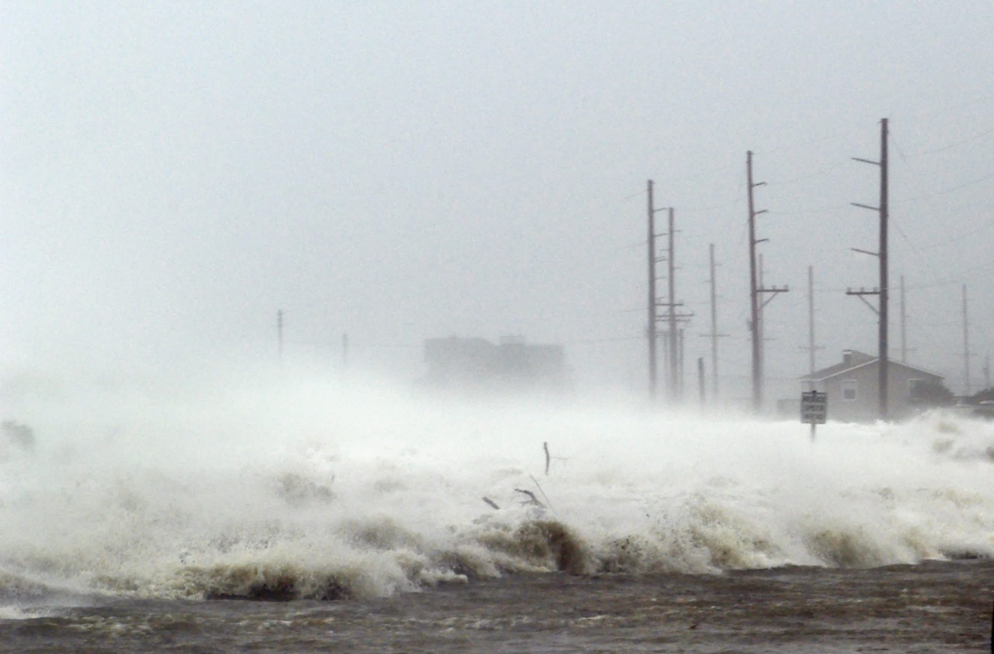 On September 18, 2003, Hurricane Isabel hit the North Carolina coast as a Category 2 hurricane. It severely damaged North Carolina and Virginia and went as far north as Pennsylvania, becoming extratropical before moving into Canada. Cost: $5.37 billion