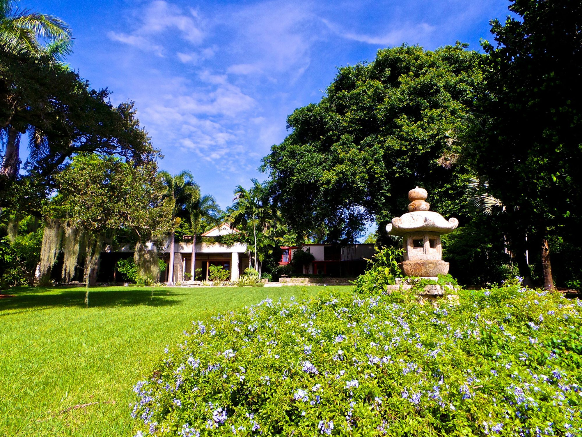 The Kampong Botanical Garden in Coconut Grove