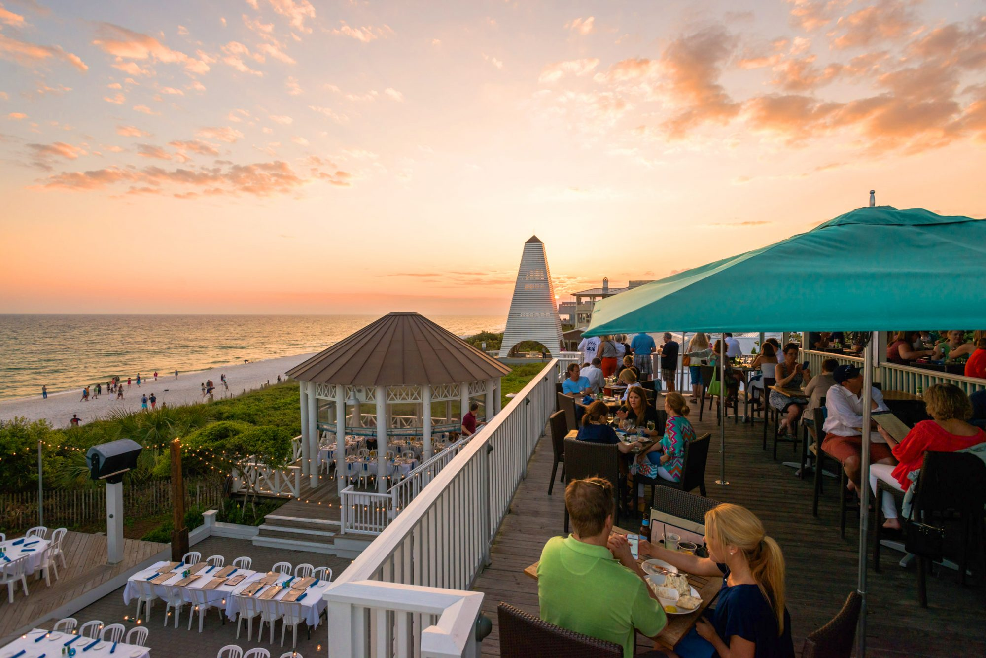 Bud & Alley's in Seaside, Florida