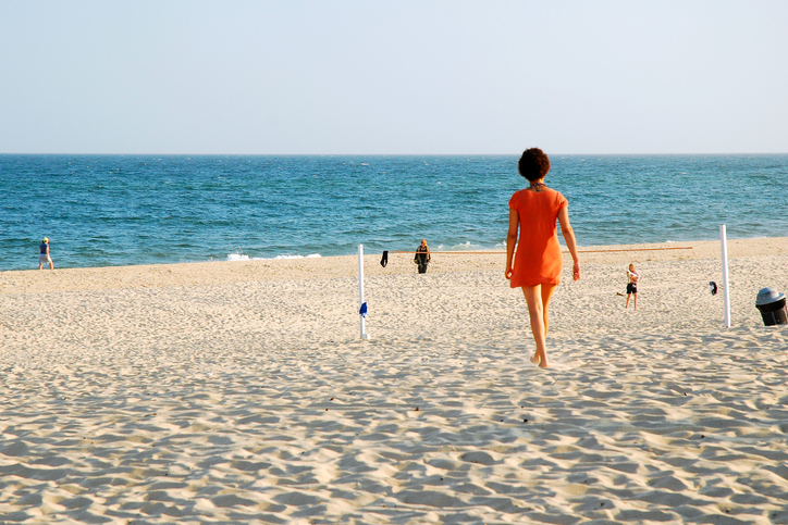 Even celebrities can't resist hitting the gorgeous, broad beach here in East Hampton. And who can blame them? One of five beaches owned by the Long Island village, Main Beach is impeccably clean, and has soft sands and gloriously clean water.