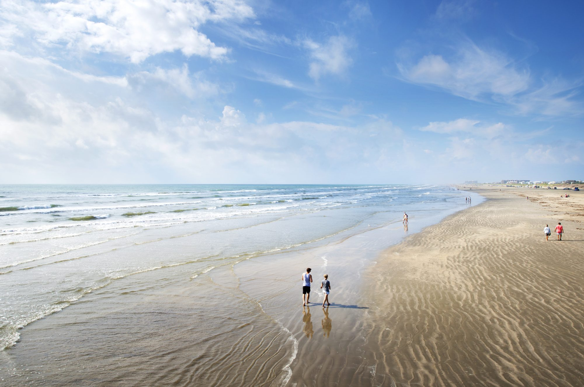 "This beloved family beach town on Mustang Island known affectionately and proudly as Port ""A"" has done a remarkable job of recovering in the wake of the devastation of Hurricane Harvey in 2017, and its 6.3 miles of broad, flat sands remain a great place t"
