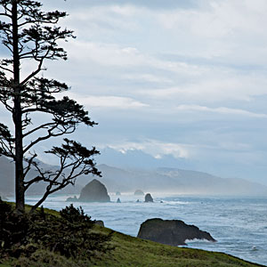 Cannon Beach, Oregon                                       So no one lives in Cannon Beach for throbbing nightlife; they can find that elsewhere. Instead, the coastal activities―hiking, kayaking, surfing, and strolling the beach―and the community warmth captivate people of all ages.