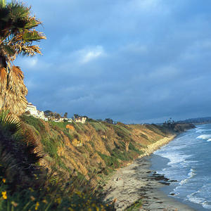 Encinitas, California                                       Encinitas sits in the sweet spot 25 miles north of San Diego and 95 miles south of Los Angeles. But the vibe here is decidedly more San Diego chill.