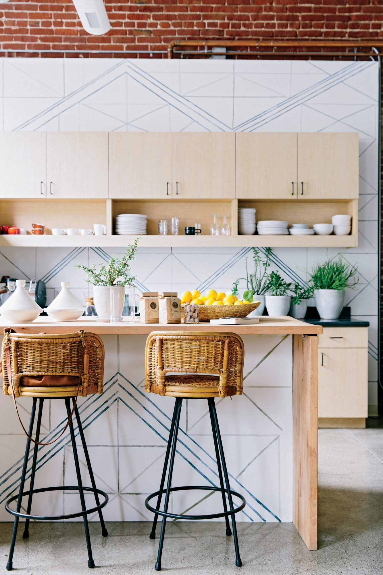 7. Kitchens with Character