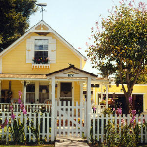 Capinteria, California                                       Beguiling Southern California beaches, neighborly spirit, and a relaxed pace appeal to anyone in search of the small-town good ol' days. Proud of its safe shores and year-round mild weather, Carpinteria is known for being family friendly.