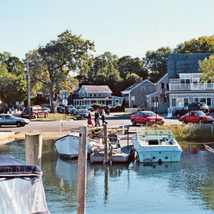 Sag Harbor, New York                             With whaling captains' stately homes and a bustling wharf, the Long Island enclave of Sag Harbor feels more like a New England fishing village than part of the ritzy Hamptons. Residents of this New York village cherish its maritime past and close-knit community. Locals and newcomers work together to preserve treasured vestiges of the past. Known as a retreat for writers such as James Fennimore Cooper and John Steinbeck, Sag Harbor remains a beacon for novelists and playwrights today.