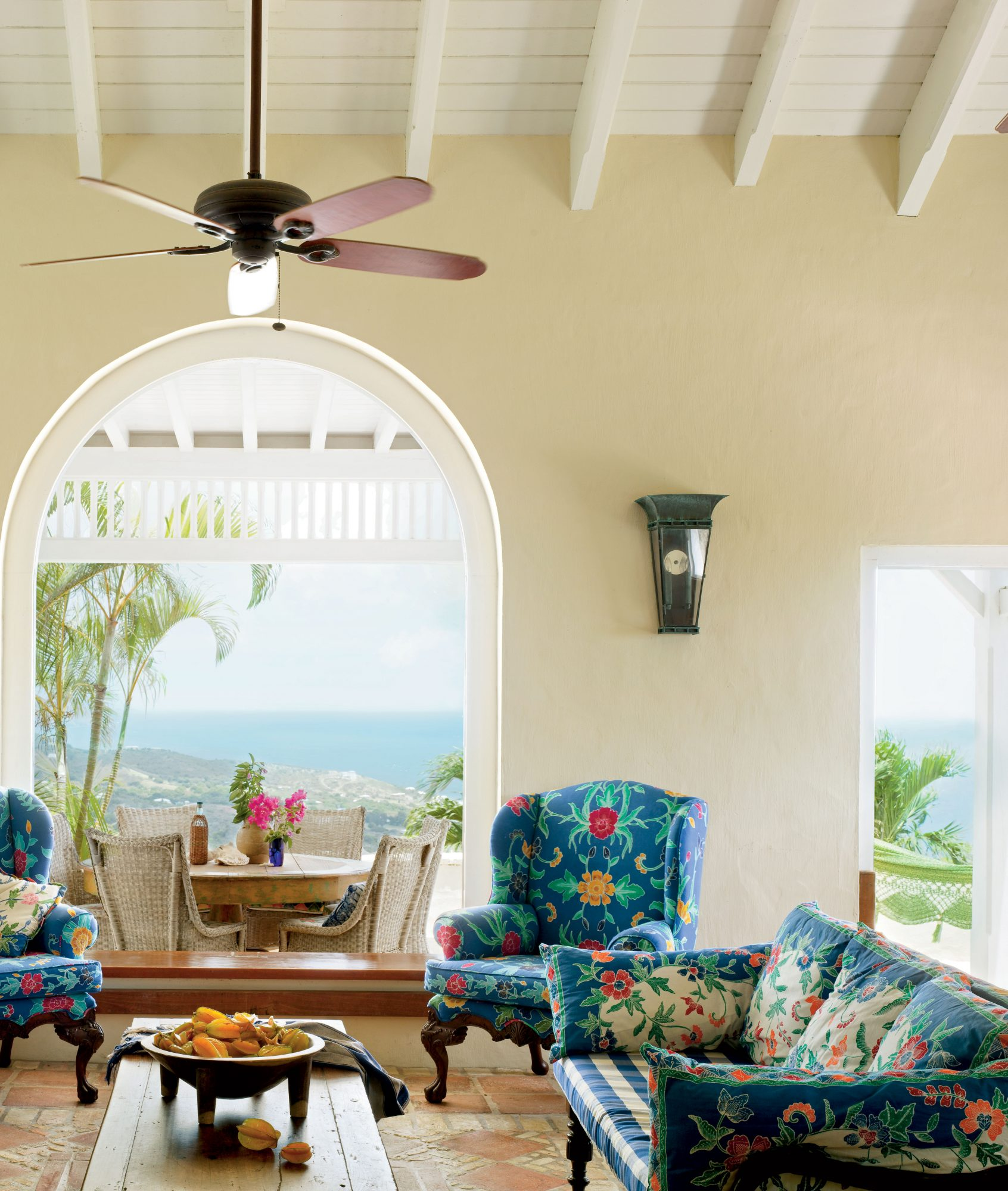 Our 25 Prettiest Island Rooms: Tropicana Paradise