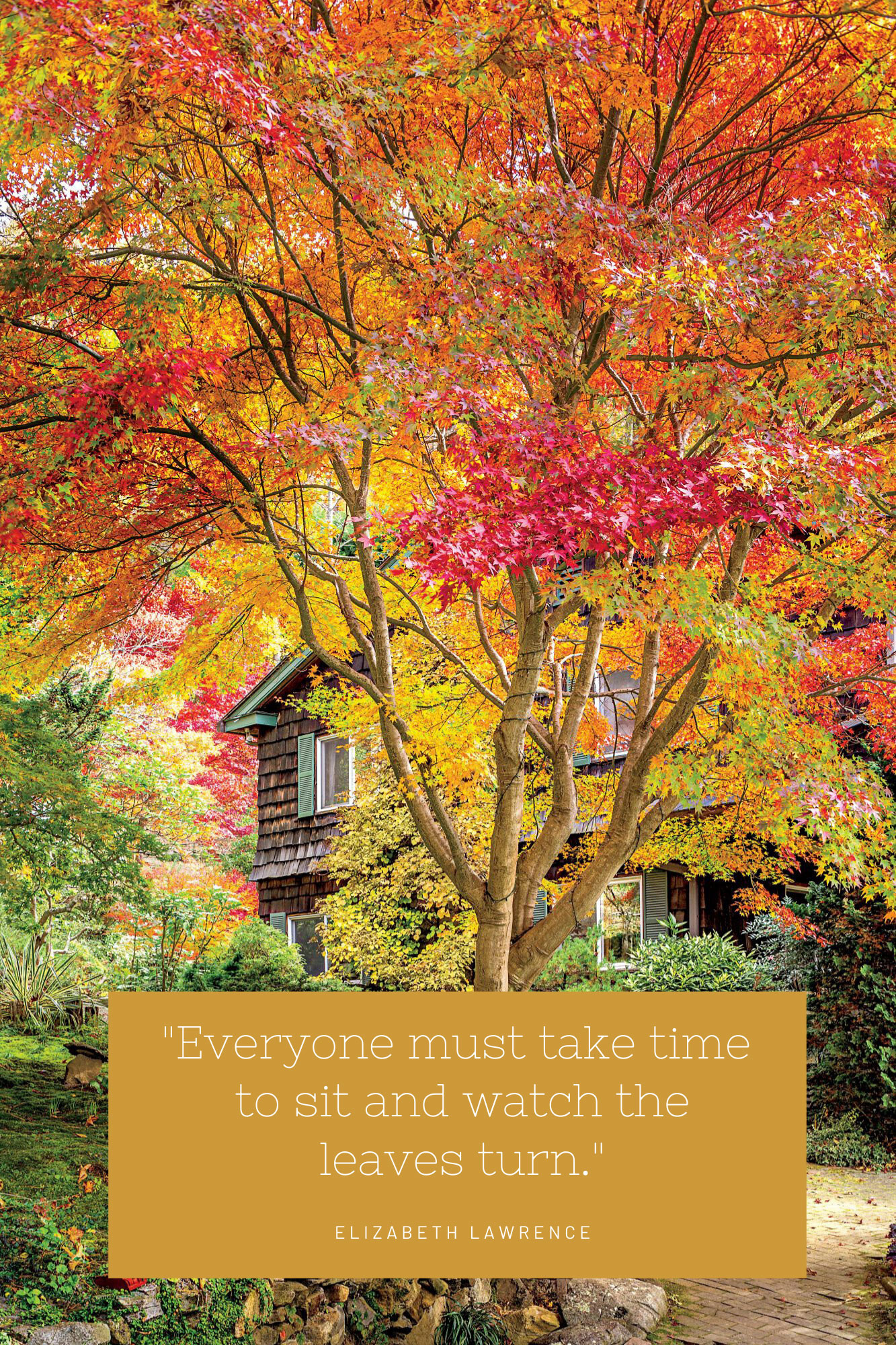 Gardening Quotes on Seasons