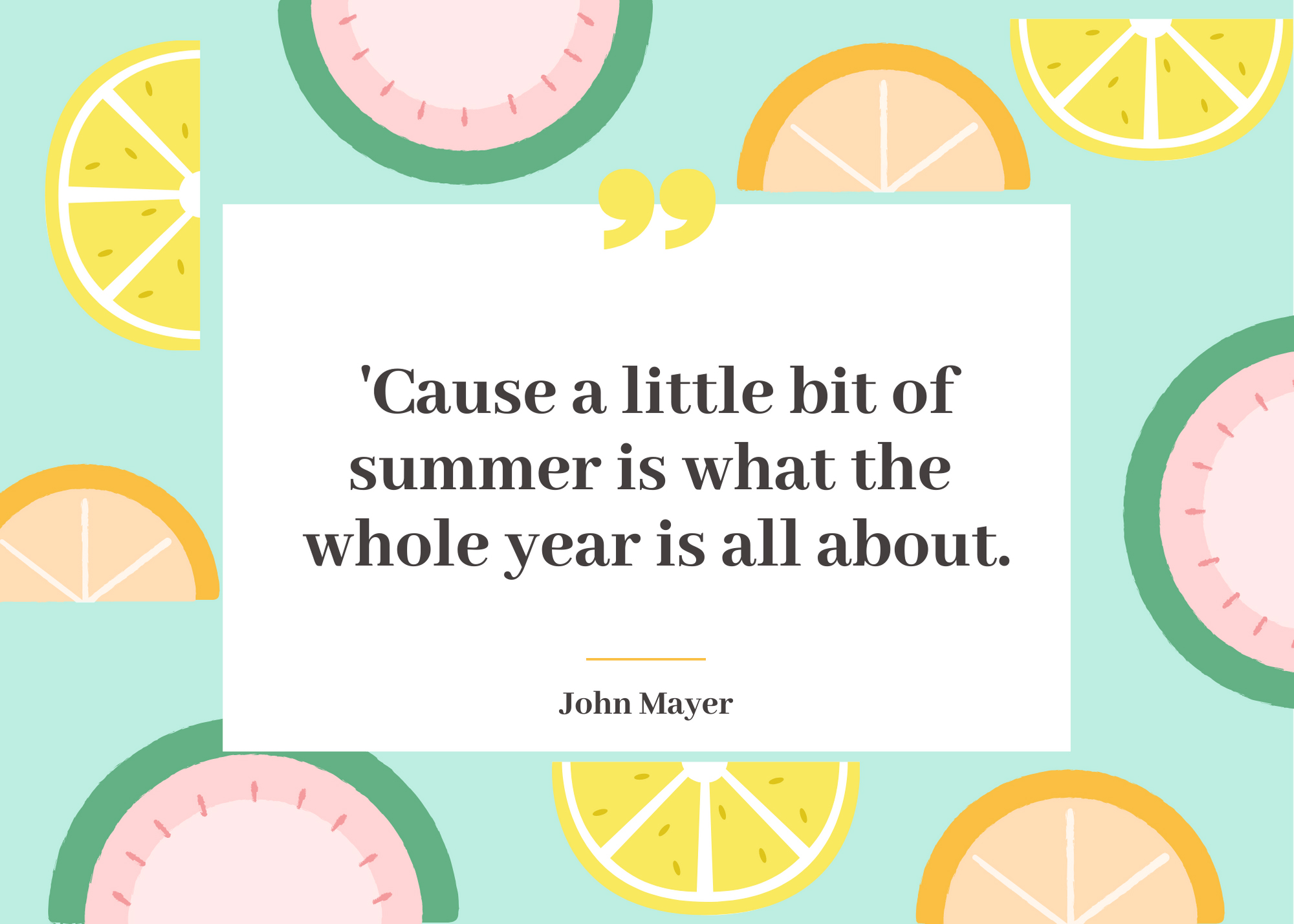 Summer Quotes Kids
