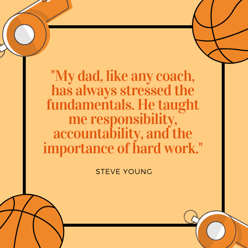 Father's Day Quotes about Dad Steve Young