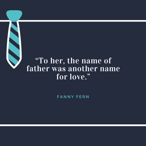 Father's Day Quotes about Dad Fanny Fern