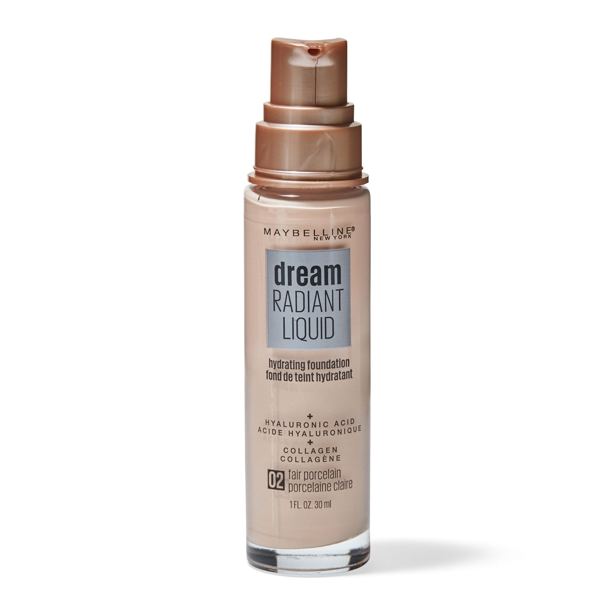 Maybelline New York Dream Radiant Liquid Hydrating Foundation
