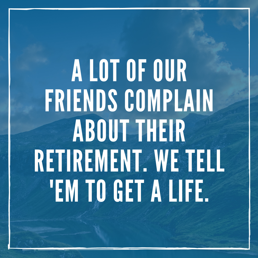 Retirement Quotes Excited