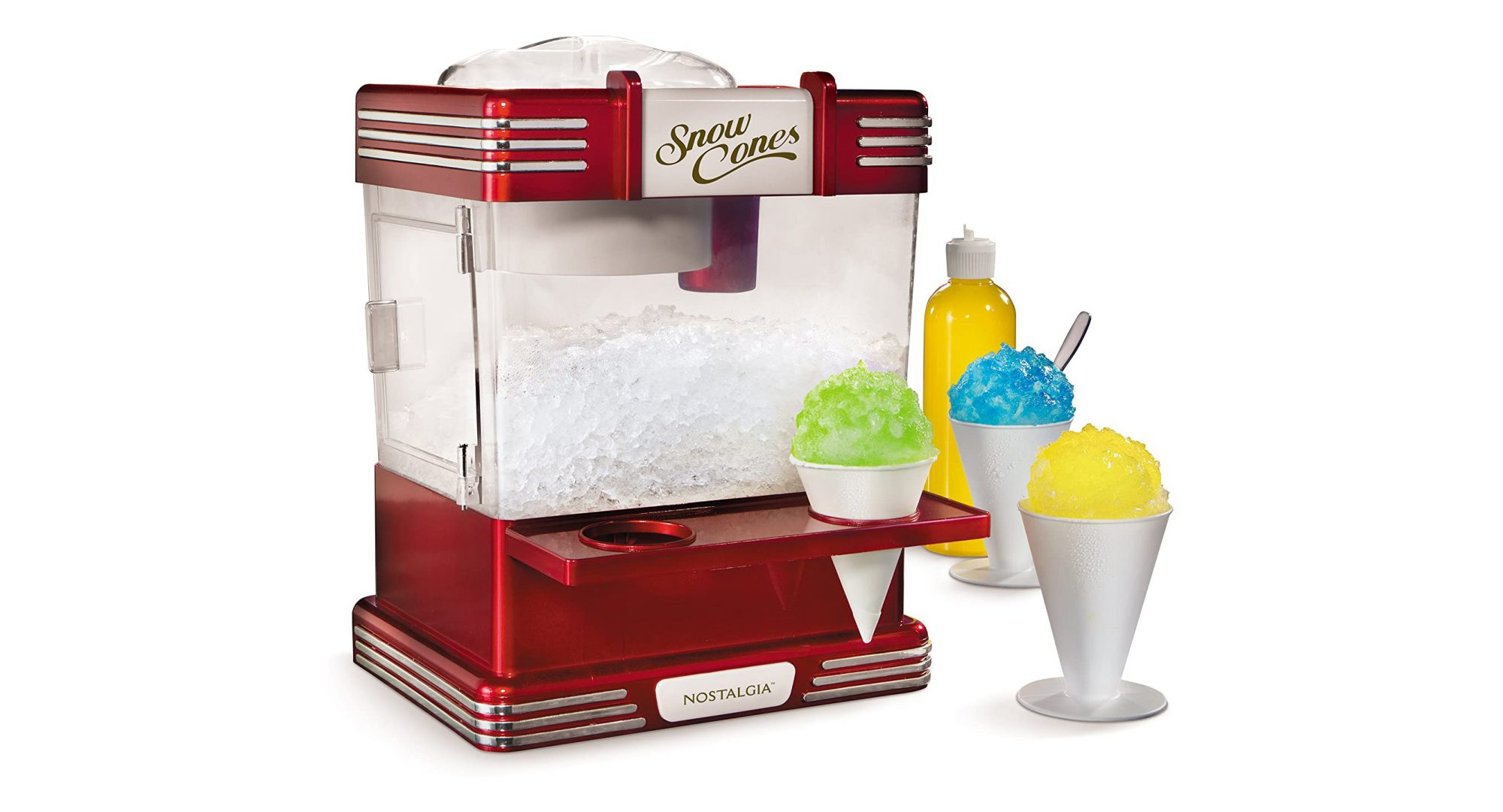 Amazon Best Selling Snow Cone Machine