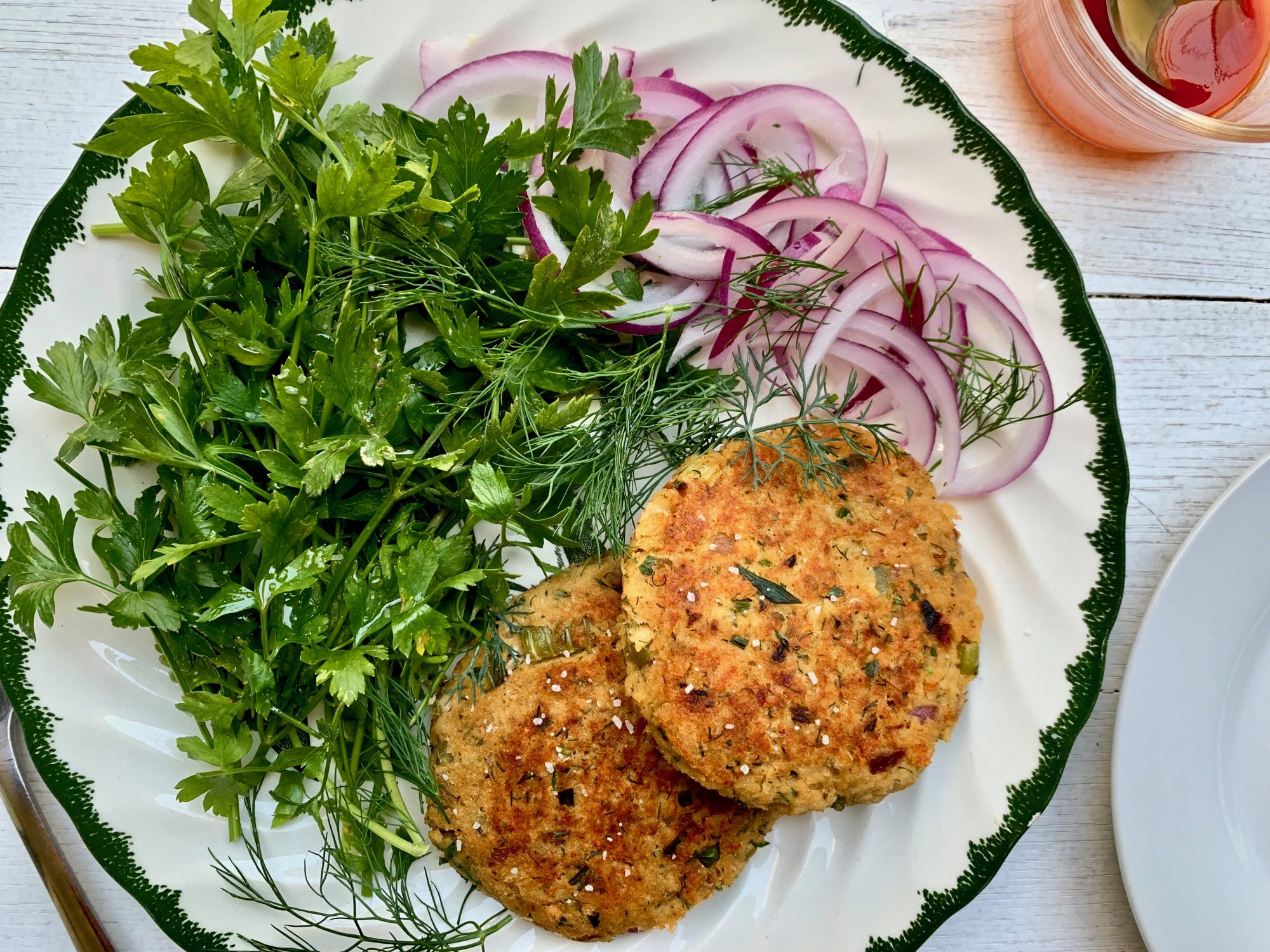 Salmon Cakes Micha A Leal