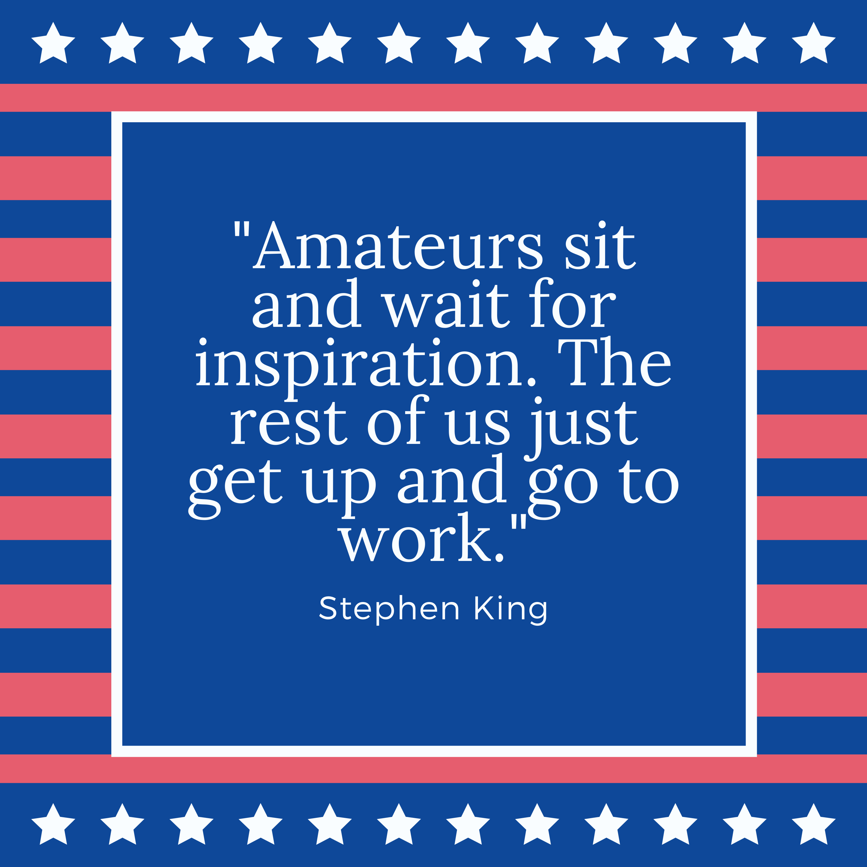 Labor Day Quote Stephen King