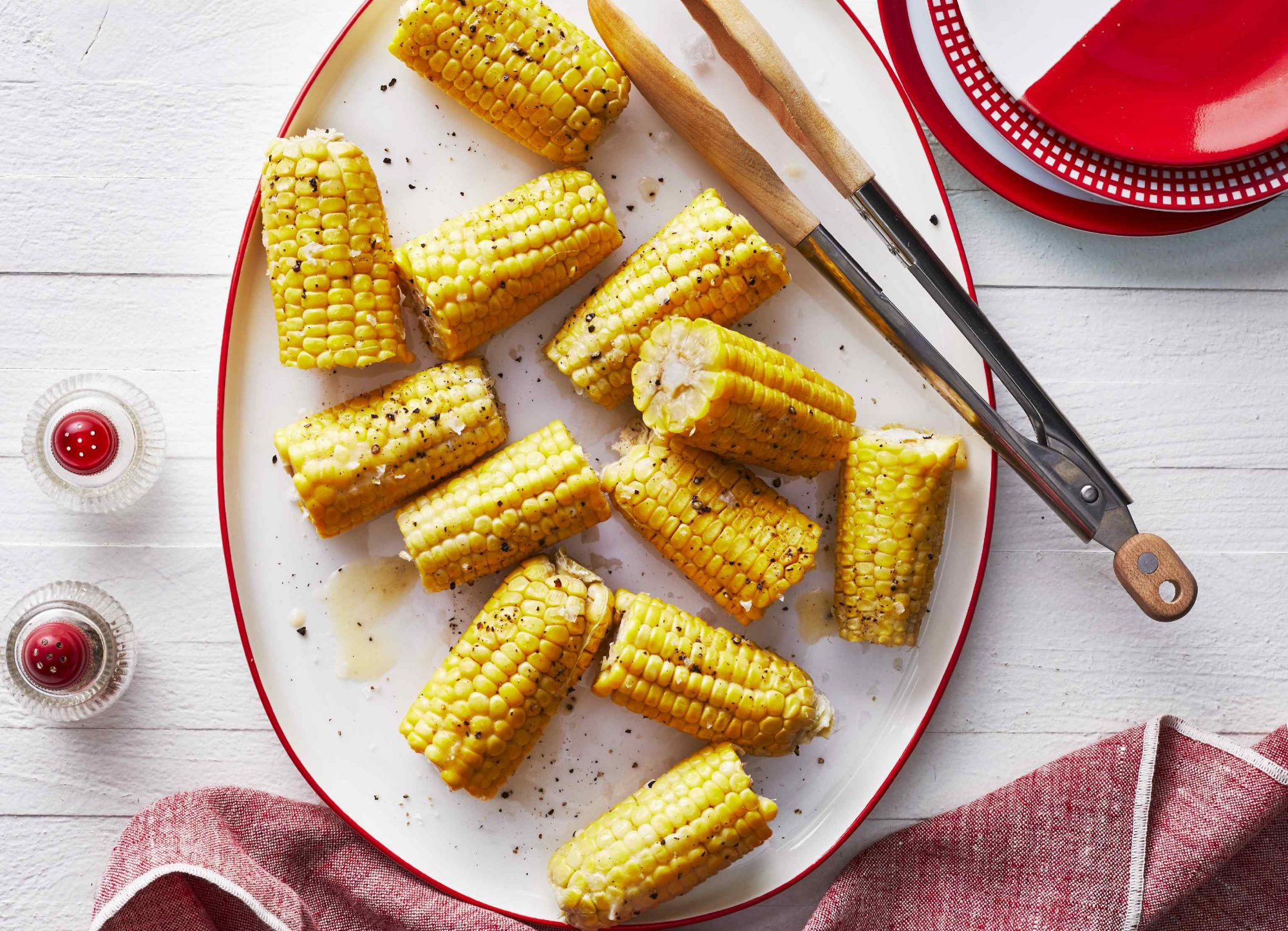 Instant Pot Corn On The Cob