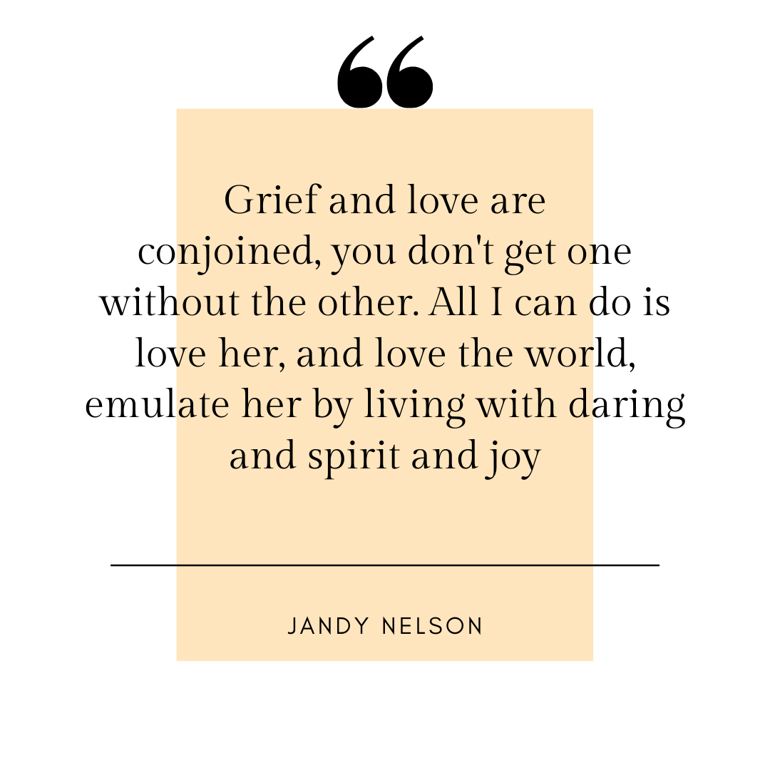 Jandy Nelson Quote