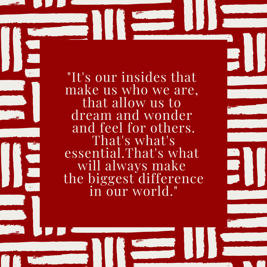 Mister Rogers Quote On Making a Difference