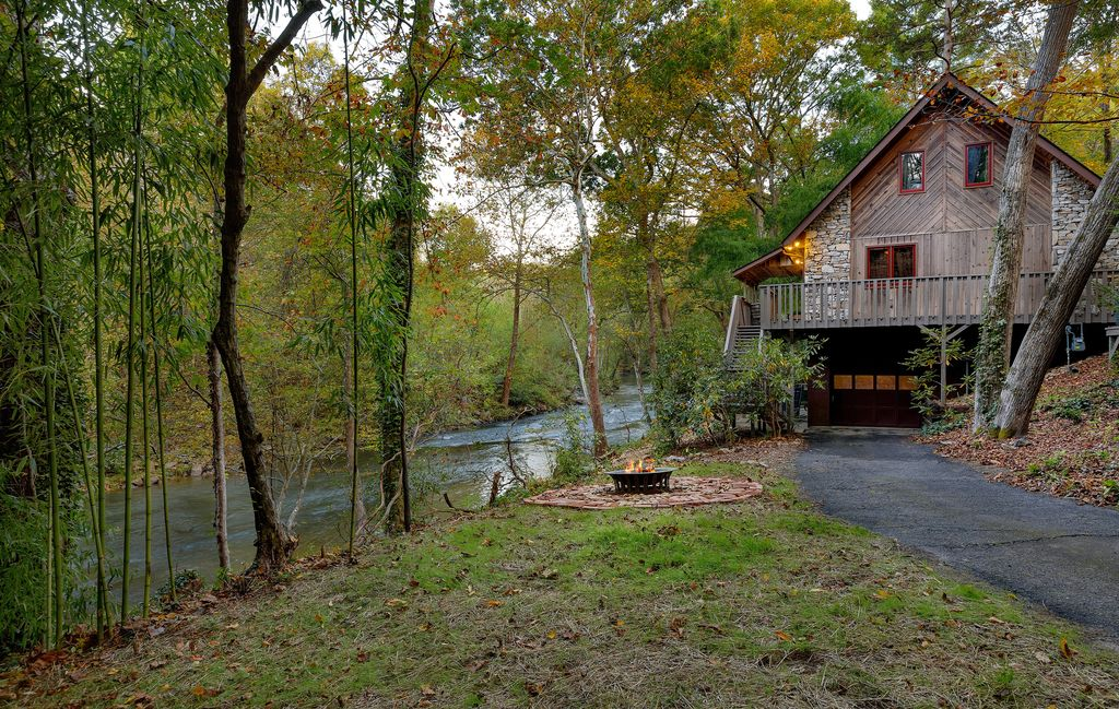Cabin Rental Asheville North Carolina