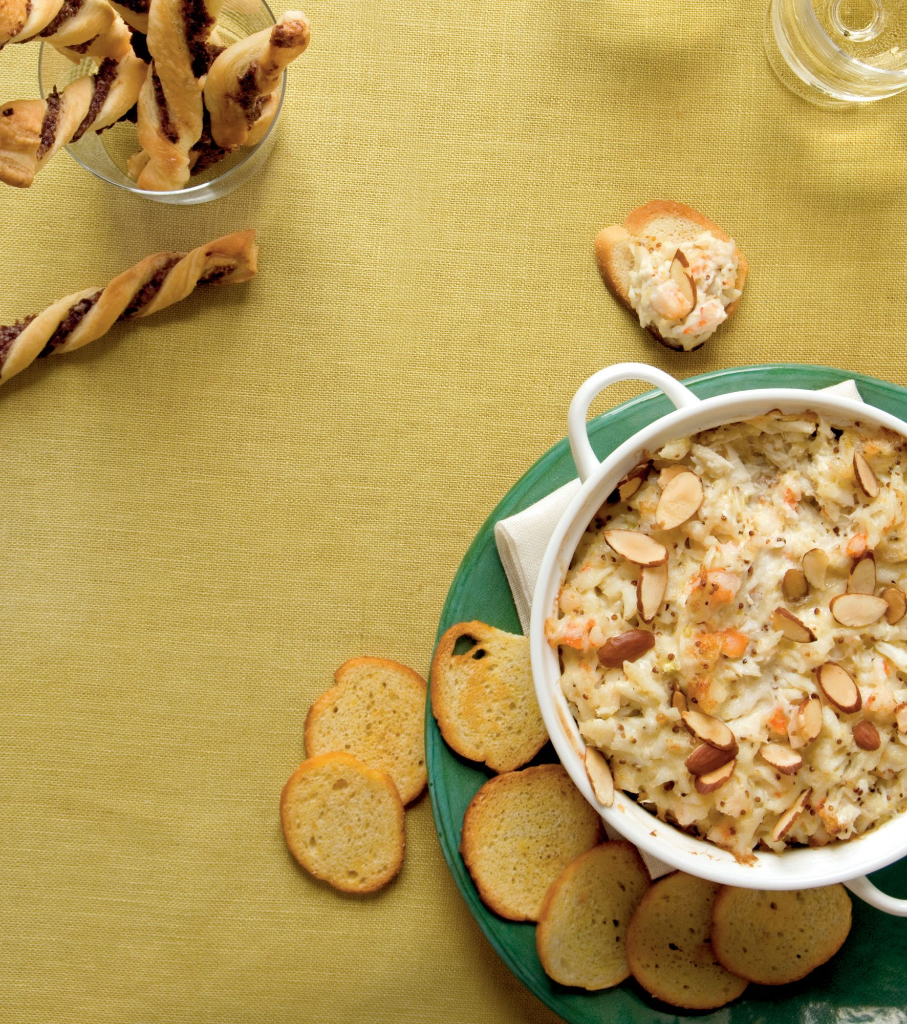 Hot Crab and Shrimp Dip Kris Wetherbee