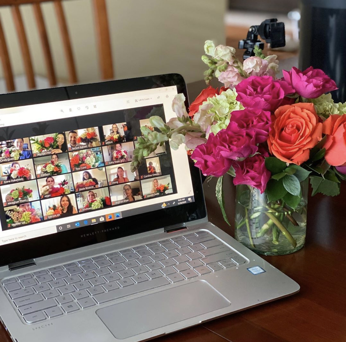 1-800-Flowers Launches Virtual Floral Arranging Workshops