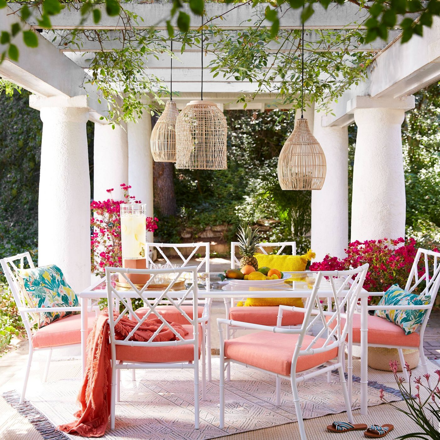 Bright Outdoor Patio Furniture Target