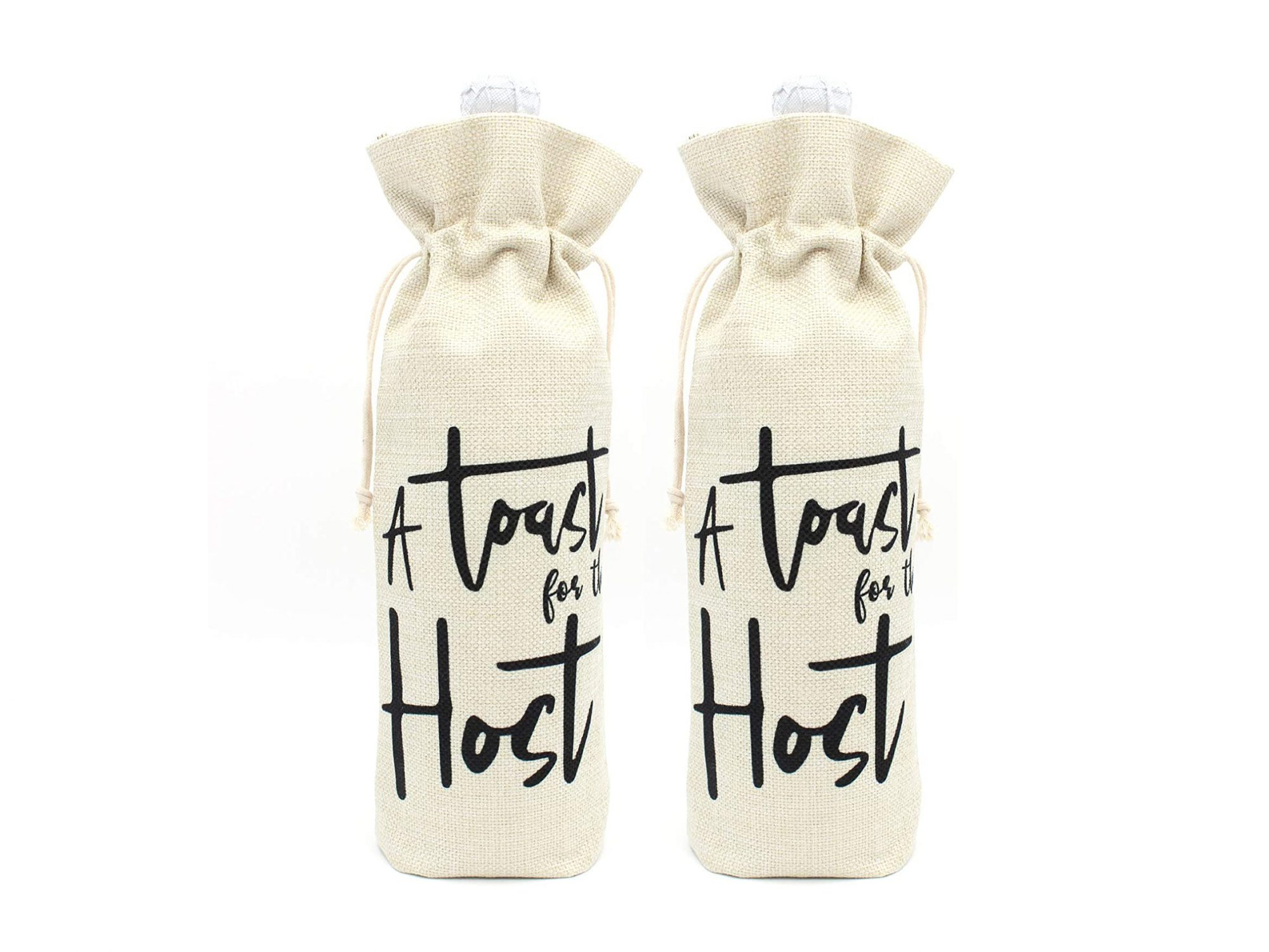 Toast for the Host Wine Bags
