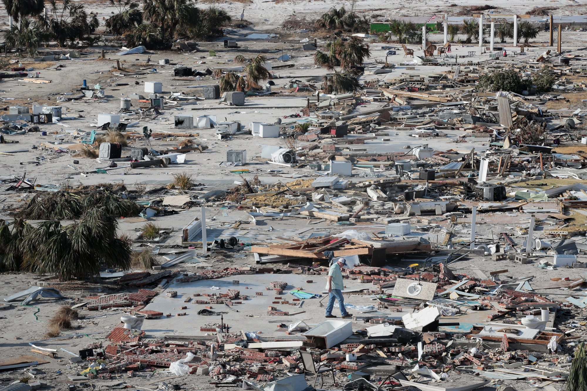 #8: Hurricane Michael, 2018