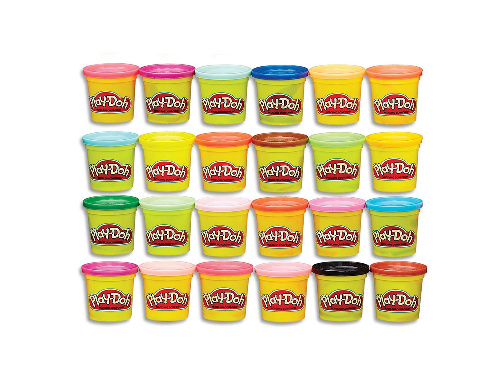 Play Doh 20-Pack