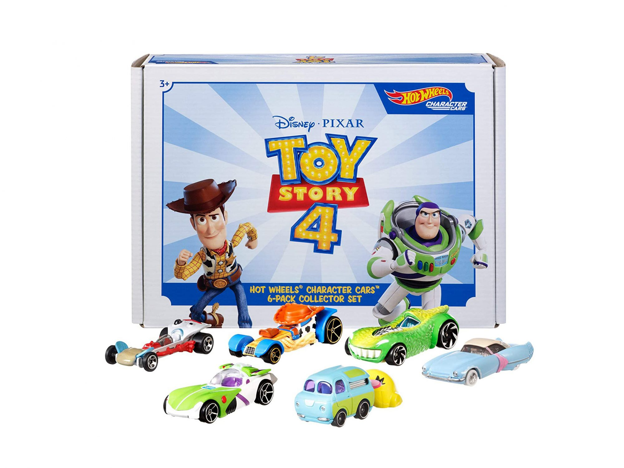 Toy Story Hot Wheels Set