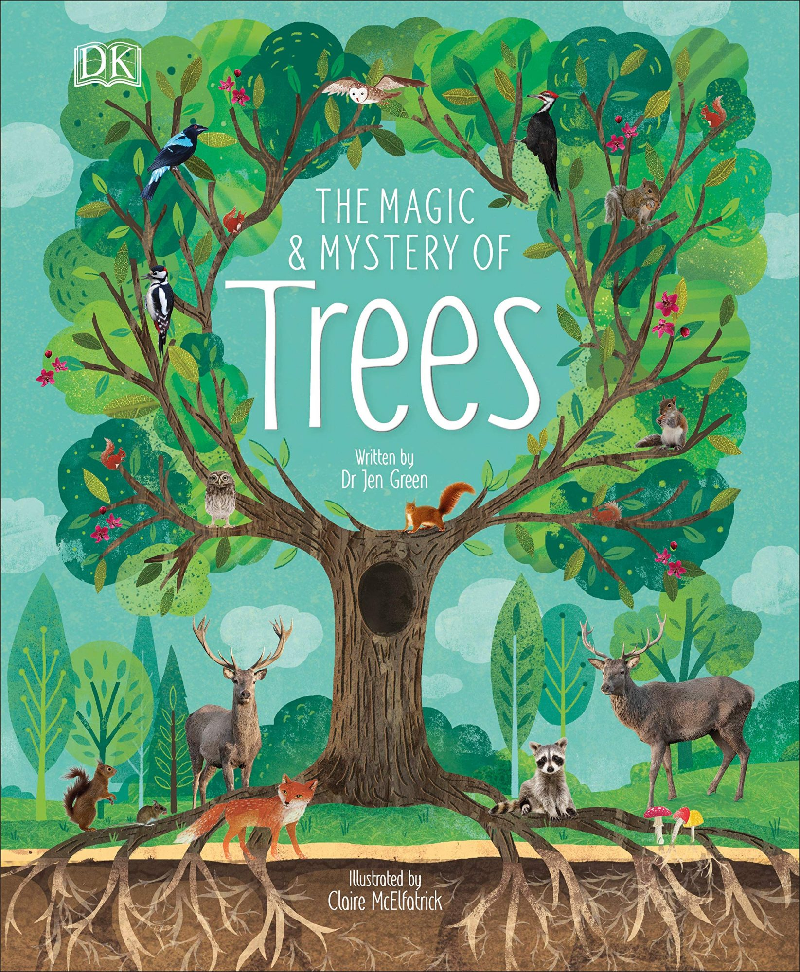 The Magic and Mystery of Trees by Dr. Jen Green and Claire McElfatrick