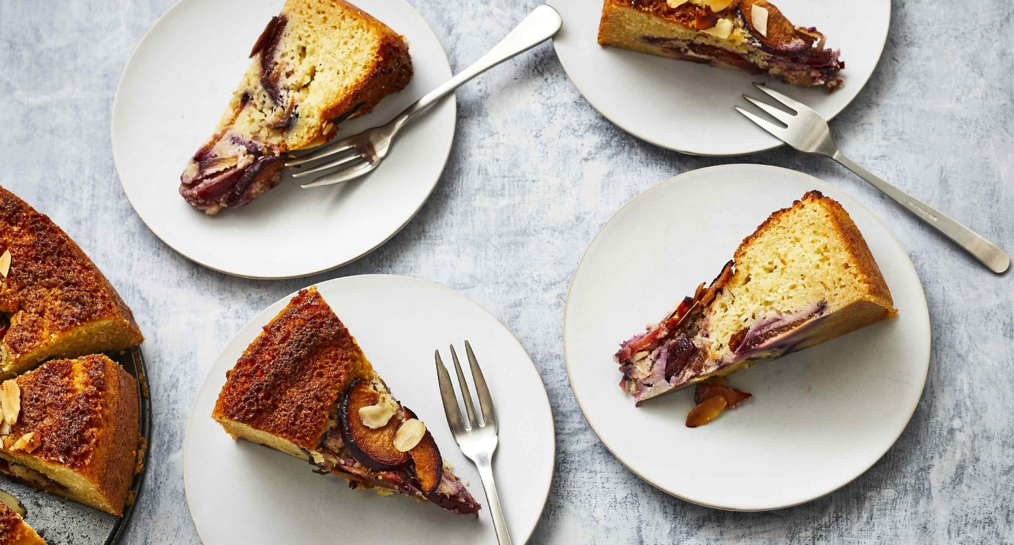 Plum Cake Southern Living