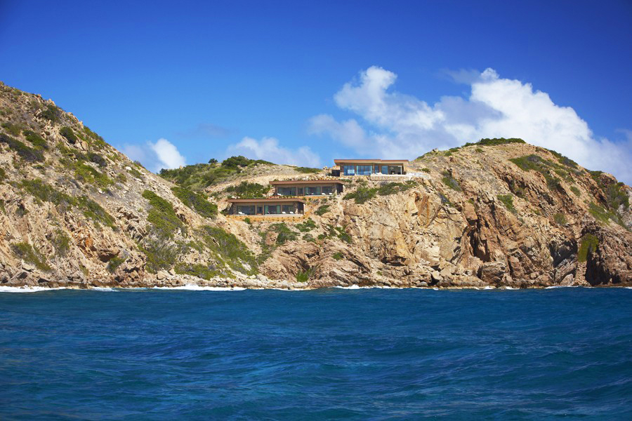 If your vacation style involves putting as much distance between yourself and civilization as possible, Virgin Gorda's newly-opened Oil Nut Bay could be your ideal escape. Set on the tip of the island's eastern peninsula, this resort community can only be