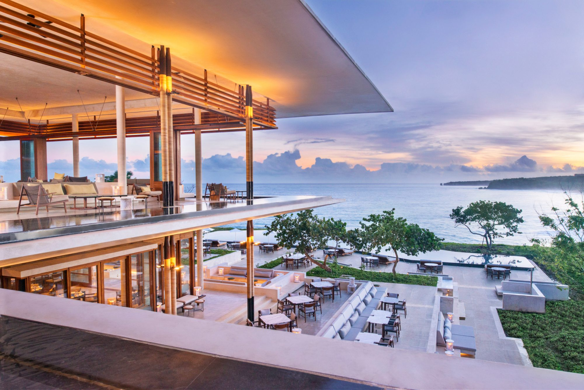 Located on the Dominican Republic's tranquil northern shore is this drop-dead-gorgeous haven, the Aman group's second Caribbean hotel. Crowd-shy sybarites will thrill to the resort's secluded setting among 2,170 acres of pristine tropical forest overlooki