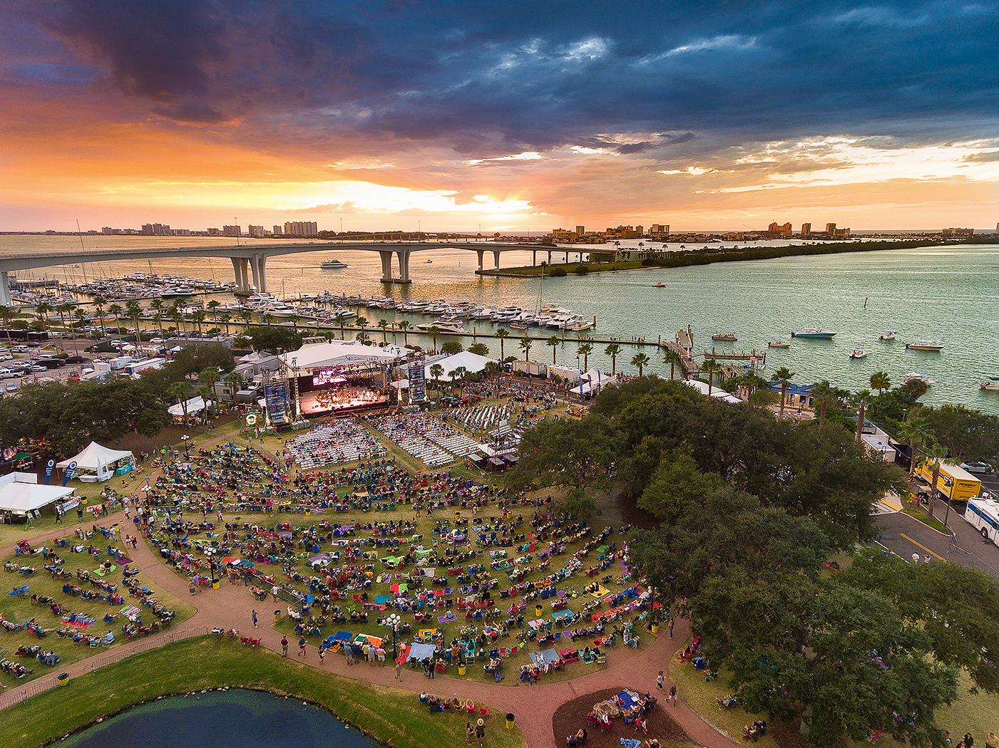 Clearwater Jazz Holiday, Clearwater