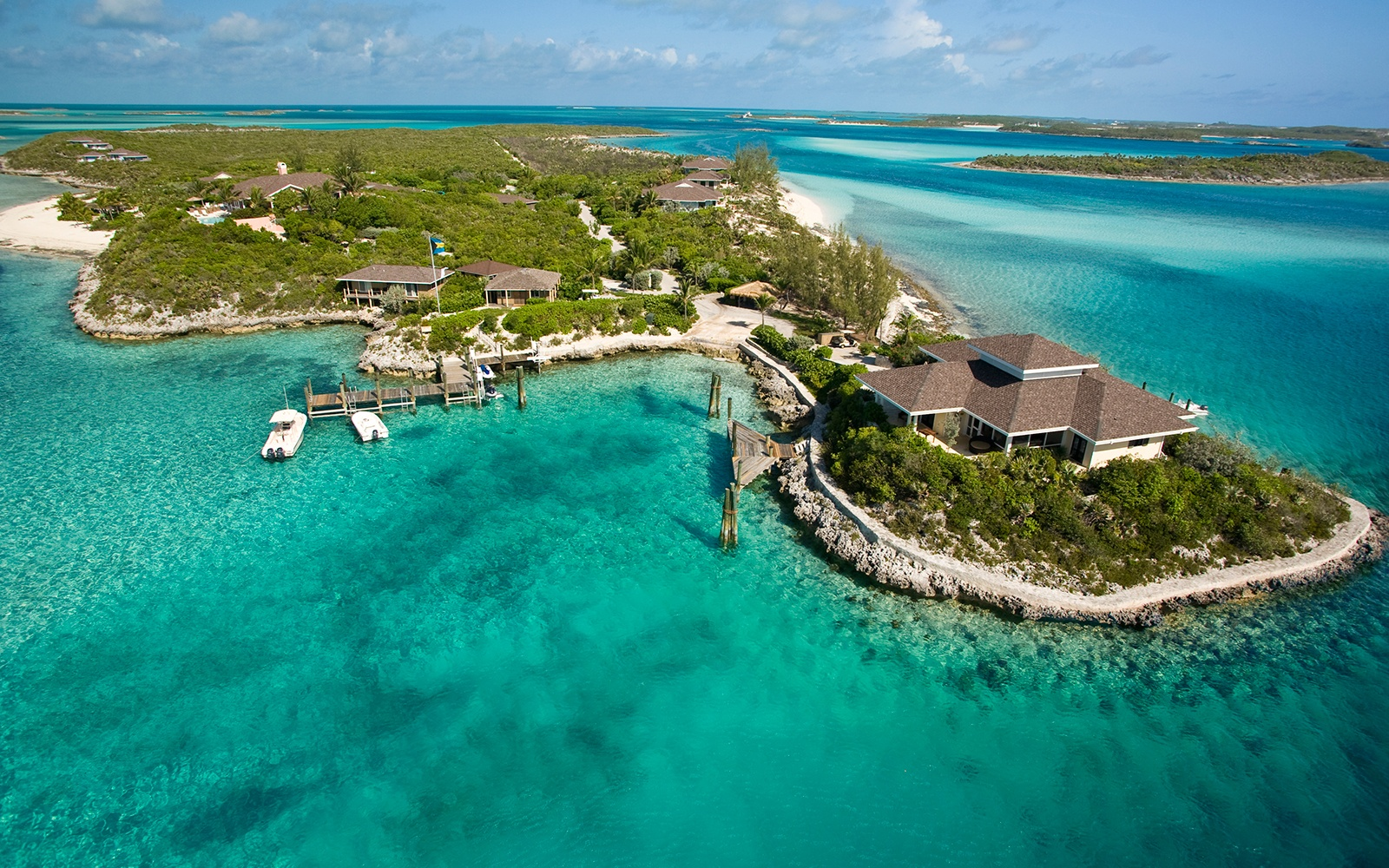 If you're the kind of traveler who considers privacy the ultimate luxury, this 50-acre private island resort comes close to Utopia. Housing just six whitewashed villas set at a blissfully far remove from one another, this under-the-radar Bahamian retreat