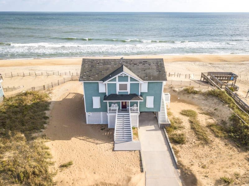 Kitty Hawk NC Beach House Rental