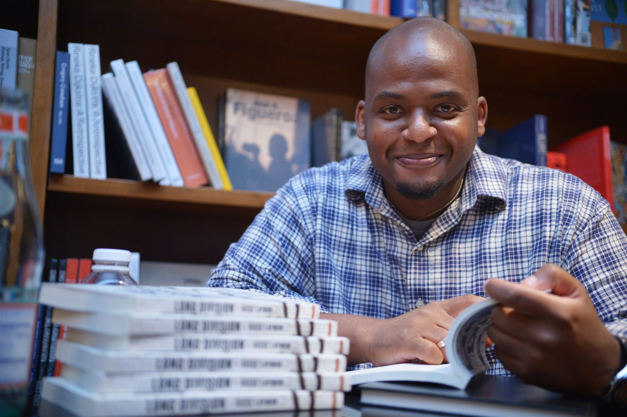 Writer and Professor Kiese Laymon