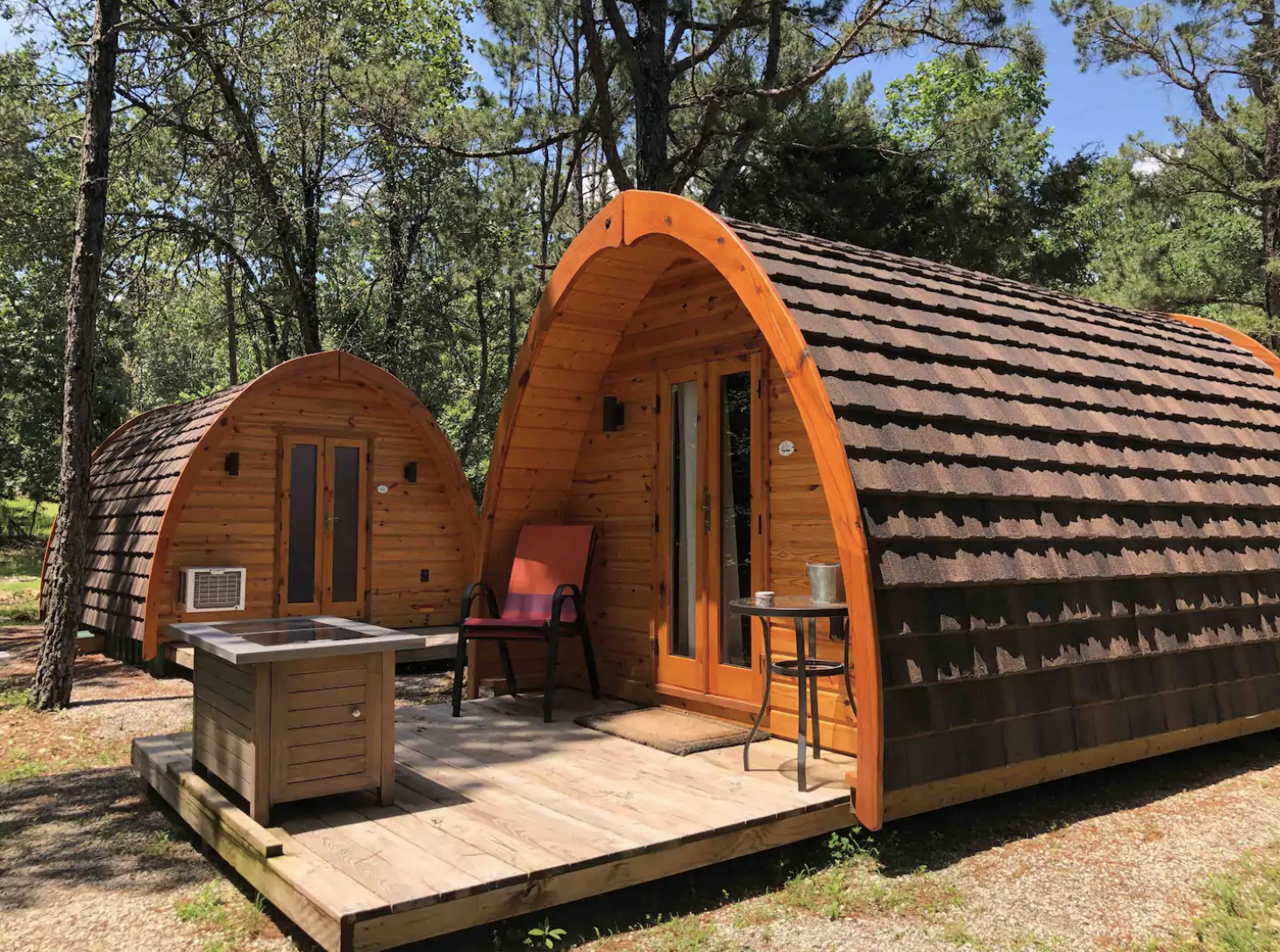 Arkansas Iris Hill Glamping