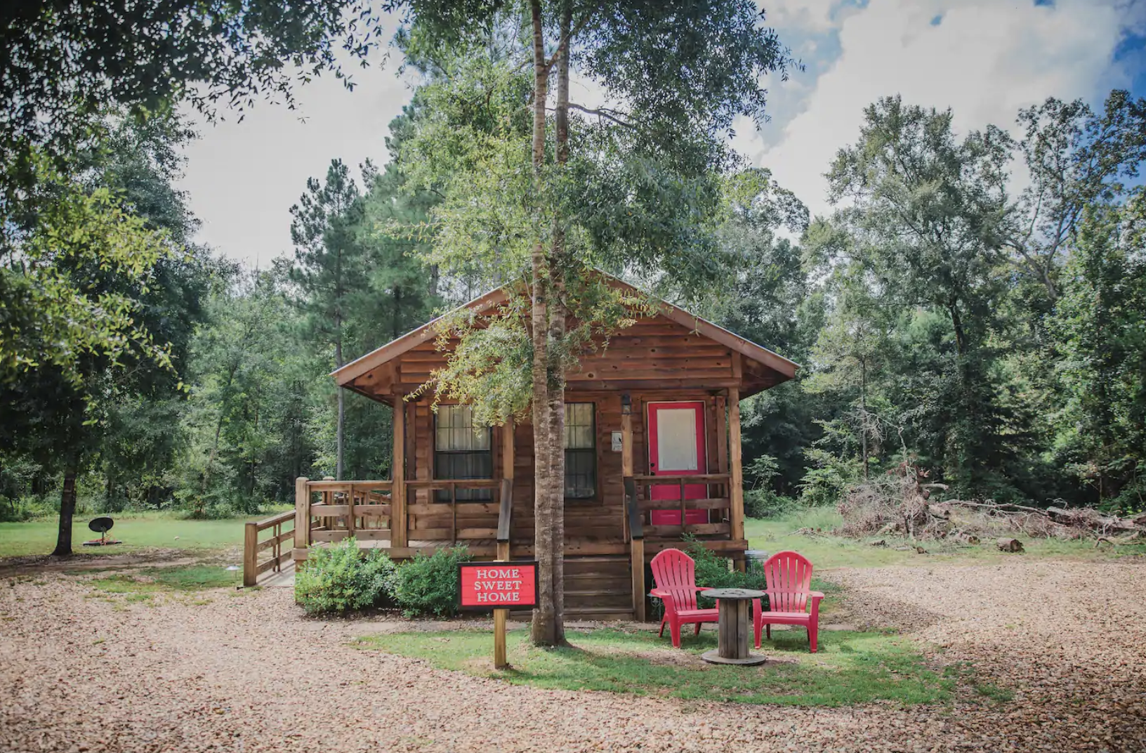 Glamping in Mississippi: Home Sweet Home